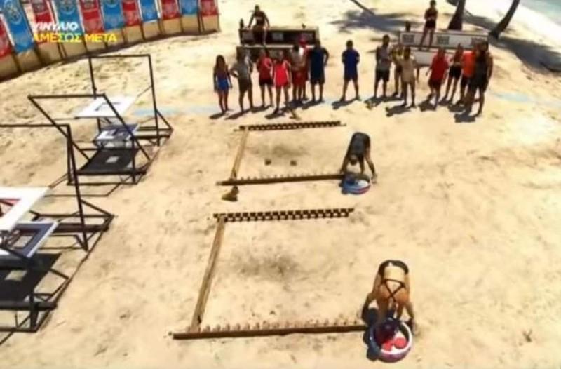 Survivor Ελλάδα Τουρκία: Ο κακός χαμός στο χθεσινό επεισόδιο (16/4)! (videos)