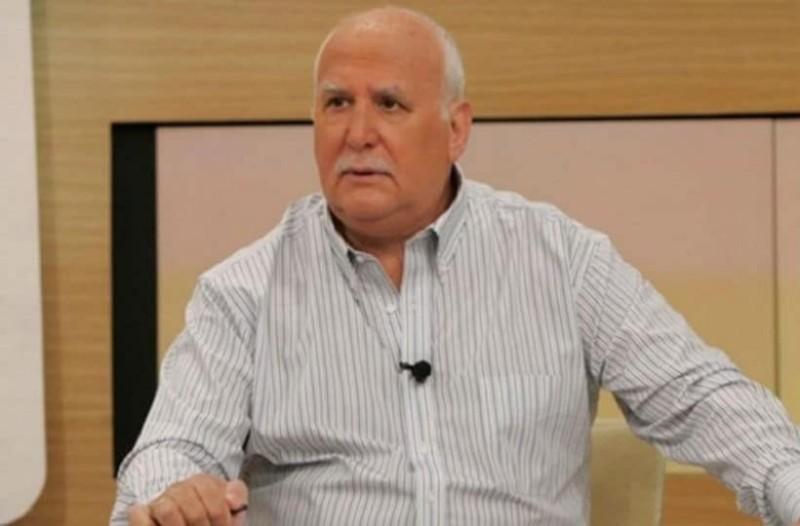 Λύγισε ο Γιώργος Παπαδάκης με την νεκρή συμπαρουσιάστριά του!