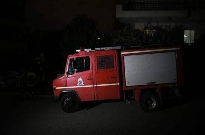 Αγρίνιο: Φωτιά σε διαμέρισμα με έναν τραυματία!