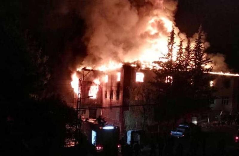 Κίνα: Φωτιά σε εργοστασίο! Υπάρχουν νεκροί!