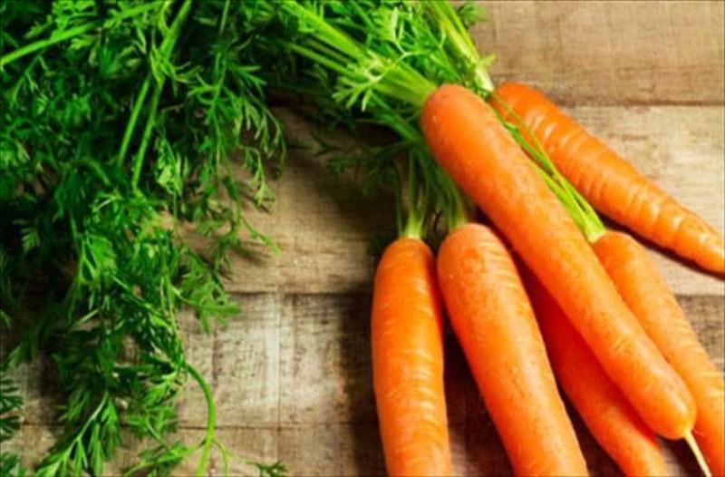 Αν τρώτε καρότο κάθε μέρα δείτε πόσο καλό κάνετε στην υγεία σας!