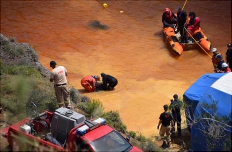 Έγκλημα στην Κύπρο: Βρέθηκε σορός στη βαλίτσα του serial killer που ανασύρθηκε από την Κόκκινη Λίμνη!