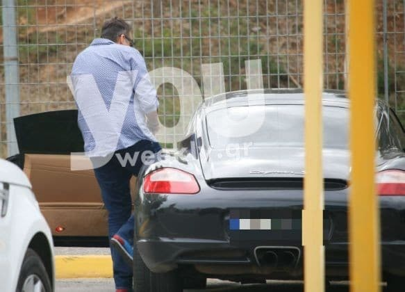 Δείτε τι αυτοκίνητο οδηγάει ο Γιώργος Λιάγκας μετά τον χωρισμό του με την Φαίη! (photos)