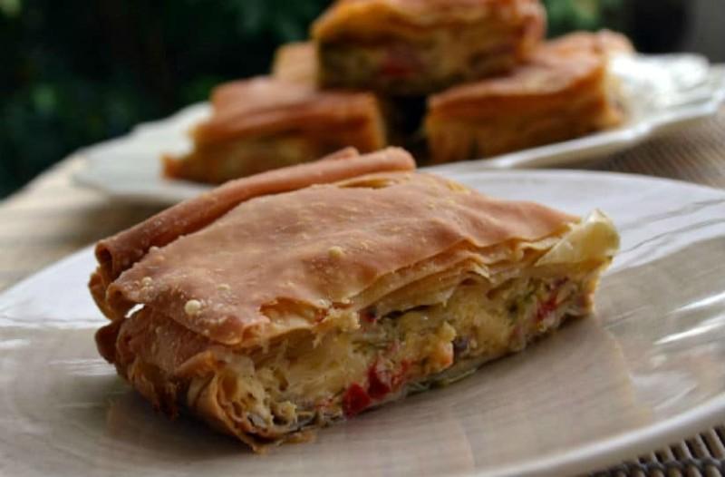 Μανιταρόπιτα: Μια πανεύκολη συνταγή για αρχάριους!