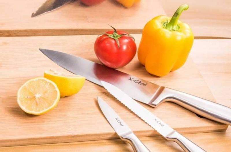 6+1 Πράγματα που δεν πρέπει να ξανακάνετε με μαχαίρια!
