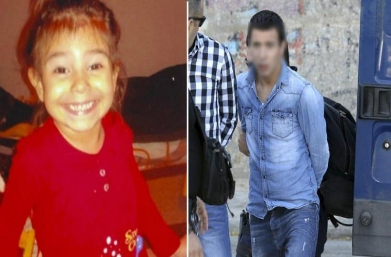 Ισόβια στον πατέρα για την δολοφονία της 4χρονης Άννυ! - Προκλητικός μέχρι το τέλος για το αποτρόπαιο έγκλημα!