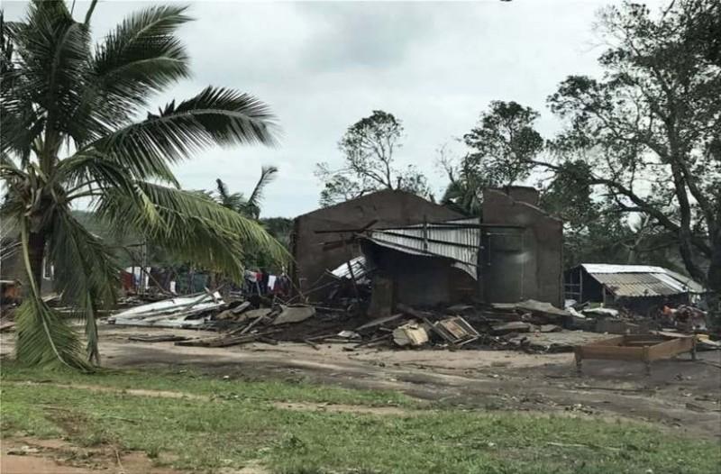 Τραγωδία στην Μοζαμβίκη: 5 νεκροί από το πέρασμα του κυκλώνα!