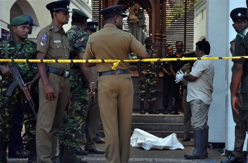 Μακελειό στη Σρι Λάνκα: Ο τρομοκράτης περίμενε στον μπουφέ του ξενοδοχείου για το πρωινό!