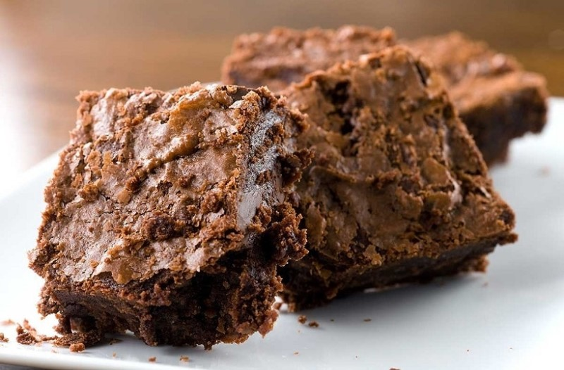 Μπράουνις με νουτέλα και σταγόνες σοκολάτας!