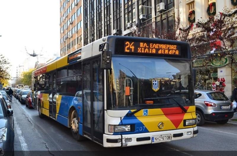 Θεσσαλονίκη: IX συγκρούστηκε με λεωφορείο του ΟΑΣΘ!