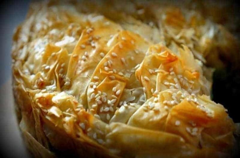 H νηστίσιμη πατσαβουριαστή πατατόπιτα που θα σας ξετρελάνει!