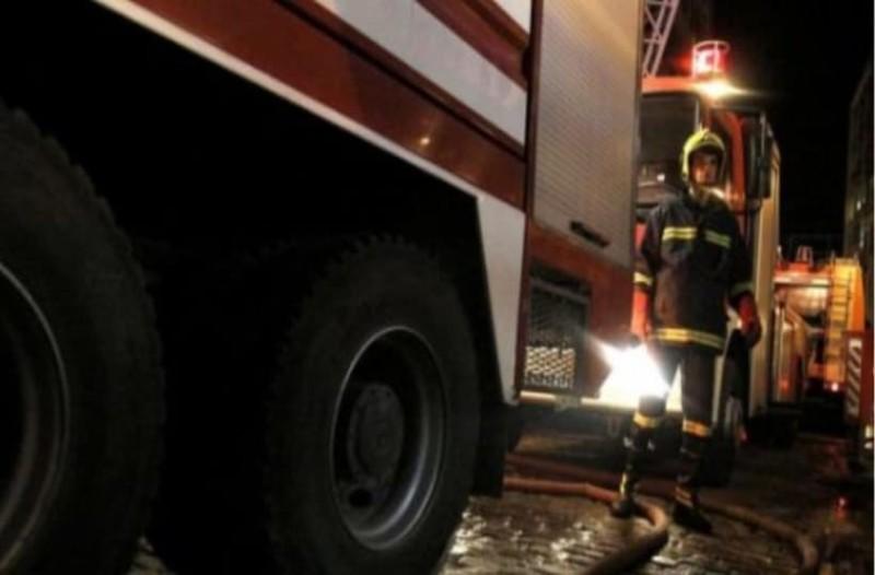 Xανία: Μεγάλη φωτιά σε εστιατόριο!
