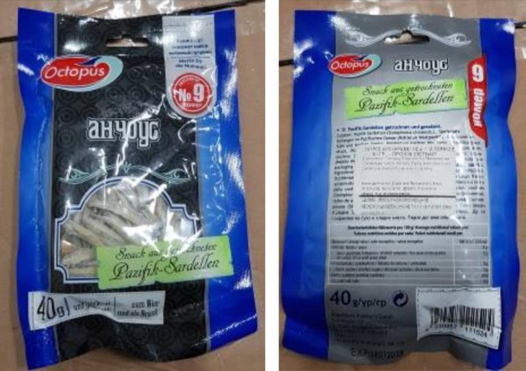 Συναγερμός από τον ΕΦΕΤ: Ανακαλείται τρόφιμο - ψάρι από γνωστη αλυσίδα σούπερ μάρκετ!