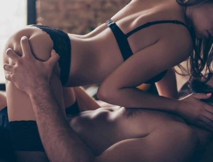 ντύσιμο και πρωκτικό σεξ