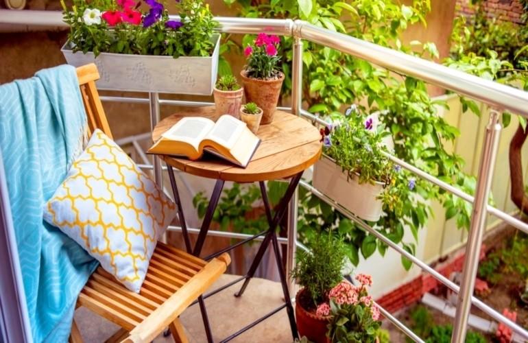 Πως να φτιάξετε τον δικό σας κήπο στο μπαλκόνι σας!