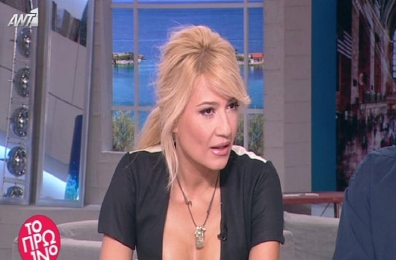 Φαίη Σκορδά: Η απίστευτη on air αποκάλυψη για το περιστατικό με τον γιο της! (Video)