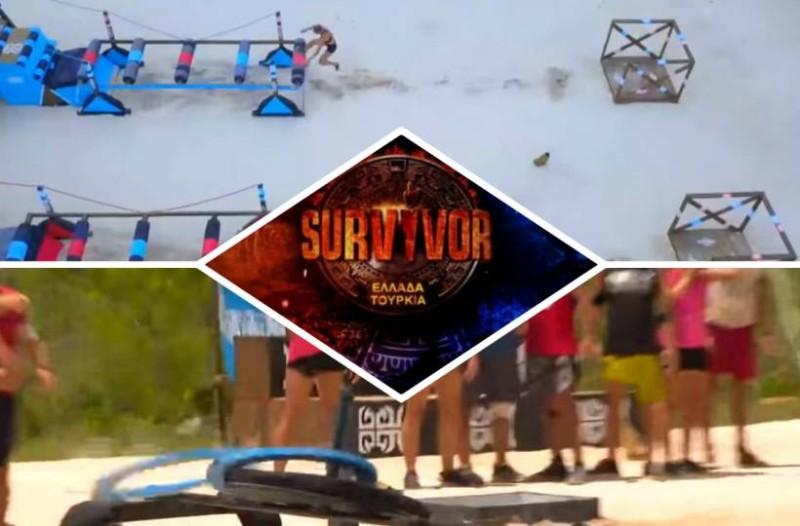 Survivor spoiler 23/04: Ποια ομάδα κερδίζει το πρώτο αγώνισμα και ποια το δεύτερο;