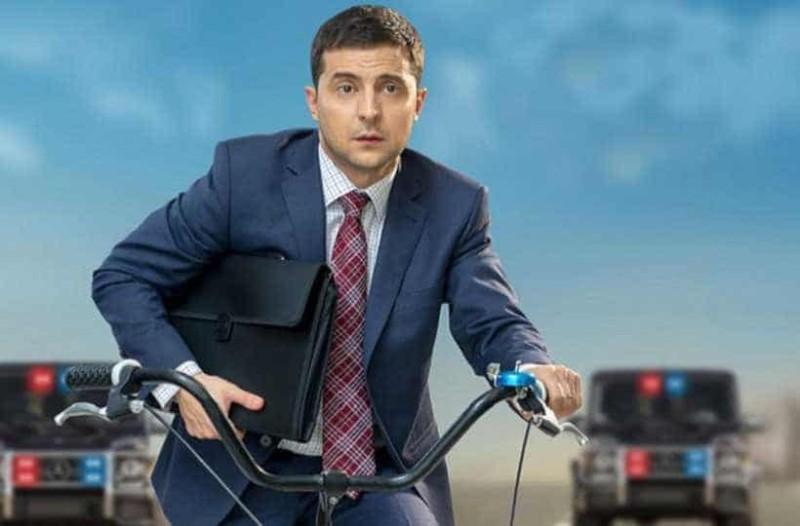 Eξελέγη ο νέος Πρόεδρος της Ουκρανίας!