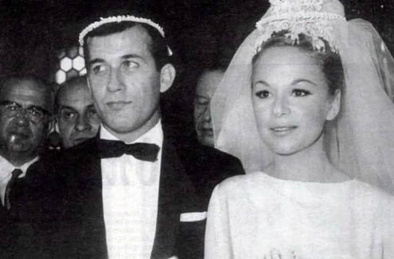 Αλίκη Βουγιουκλάκη - Δημήτρης Παπαμιχαήλ: Αυτό είναι το ξενοδοχείο που έκαναν το γαμήλιο γλέντι!