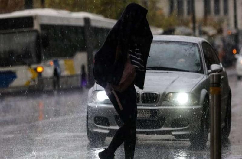 Έκτακτο δελτίο καιρού: Η ΕΜΥ προειδοποιεί για καταιγίδες και χαλάζι!