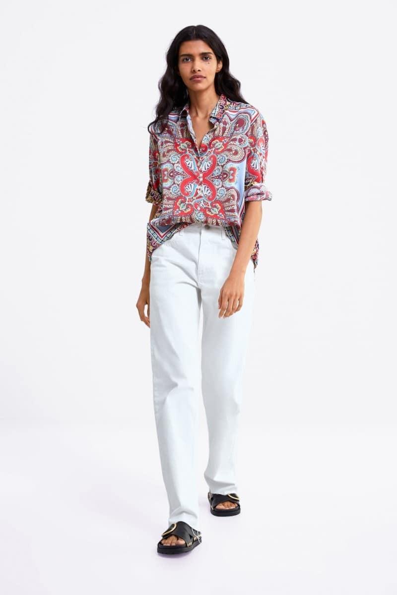 74e1c9095362 ZARA  Αυτά είναι τα 20 ωραιότερα πουκάμισα της άνοιξης! - Είναι ...