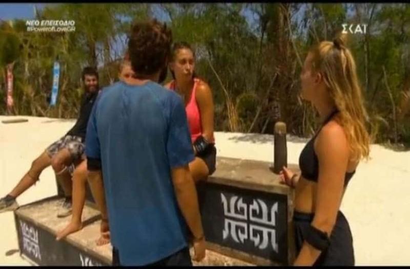 Survivor Ελλάδα Τουρκία: Ο απίστευτος τσακωμός της Κατερίνα Δαλάκα με την Δήμητρα! (Video)