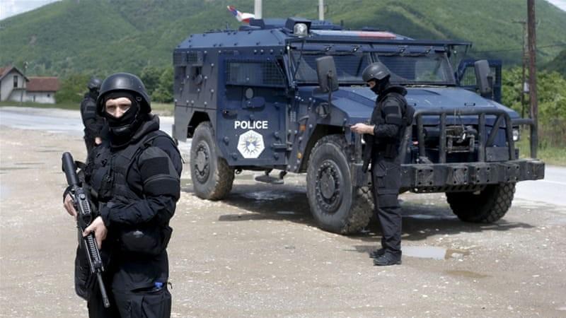 Πολεμική η ατμόσφαιρα στο Κόσοβο!