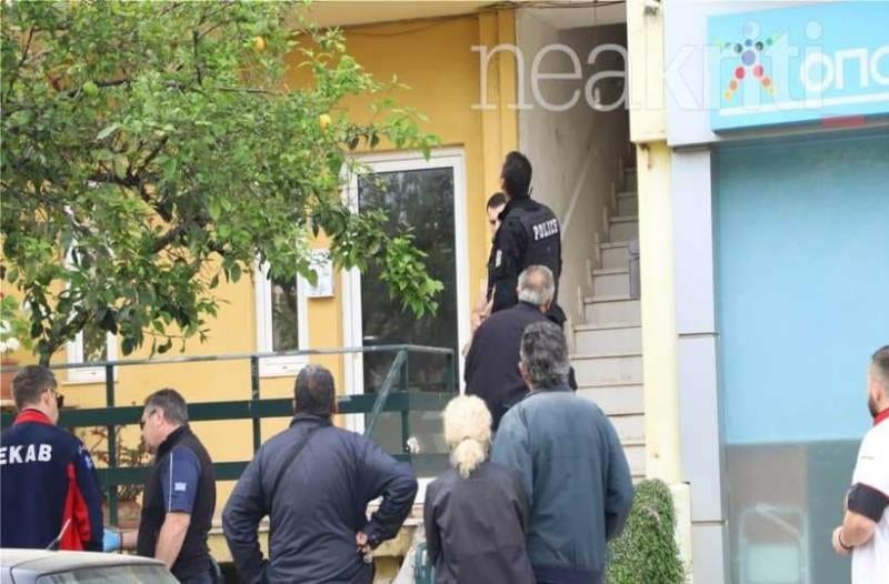 Νεκρός βρέθηκε άντρας στην Κρήτη!