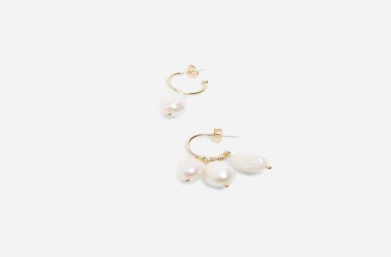 Zara σκουλαρίκια