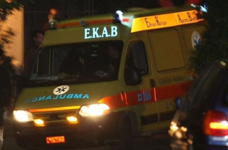 Σοκ στη Θεσσαλονίκη: Κοπέλα έπεσε από μπαλκόνι πολυκατοικίας!