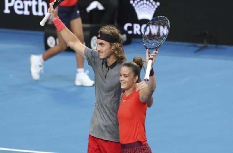 Ο Στέφανος Τσιτσιπάς και η Μαρία Σάκκαρη άλλαξαν το ελληνικό τένις!