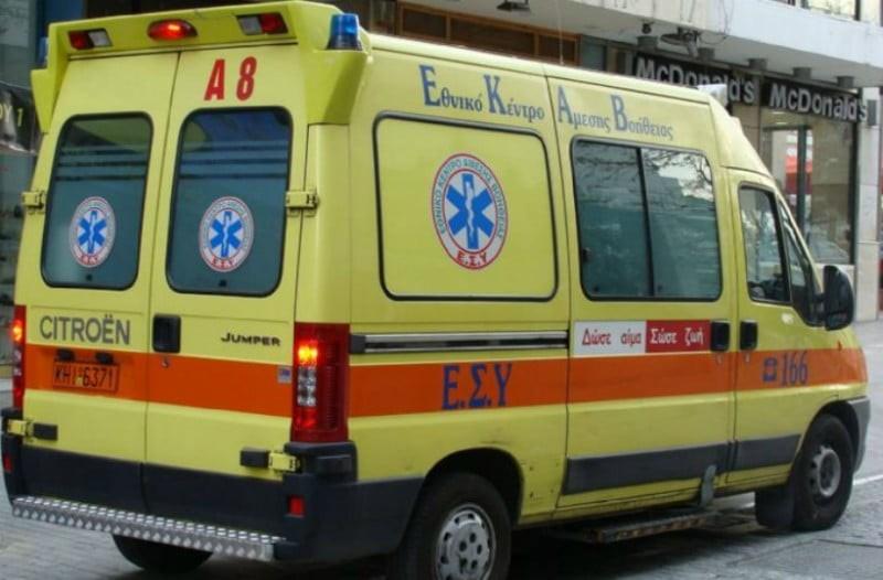 Πέραμα: Εργαζόμενος έπεσε από 4 μέτρα ύψος και τραυματίστηκε!