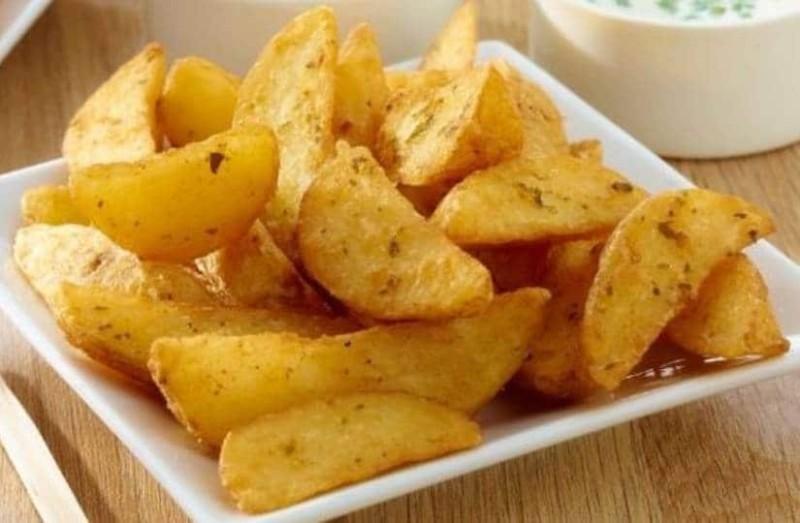 Οι πιο τραγανές πατάτες φούρνου!