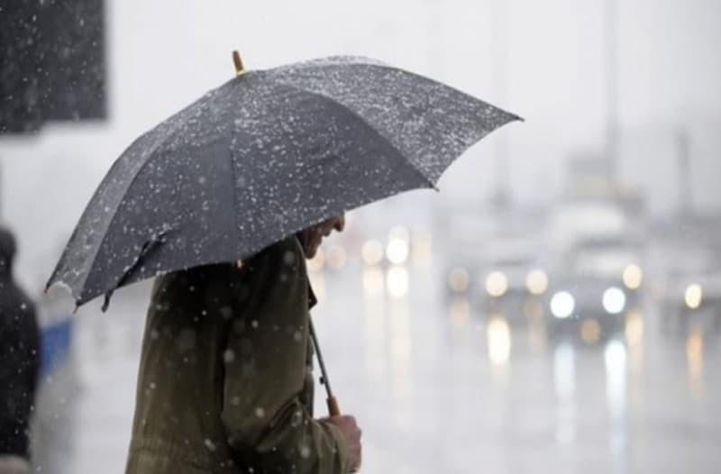 Καιρός: Νεφώσεις,βροχές και καταιγίδες σε όλη τη χώρα!