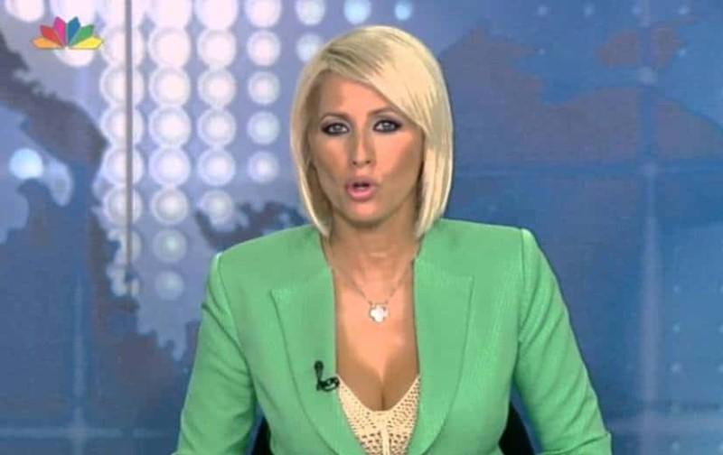 Κατερίνα Παπακωστοπούλου: Αυτός είναι ο λόγος που δεν έκανε δελτίο ειδήσεων!