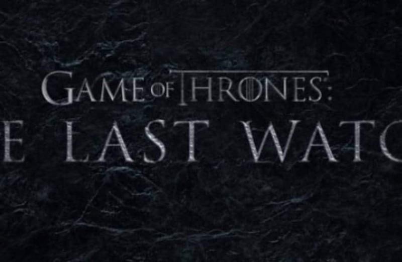 Game of thrones: The last watch! Το επικό ντοκιμαντέρ για τον τελευταίο κύκλο!