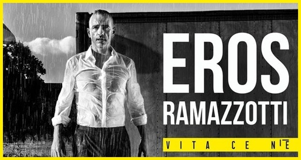 O Eros Ramazzotti για μια μοναδική συναυλία στην Αθήνα!