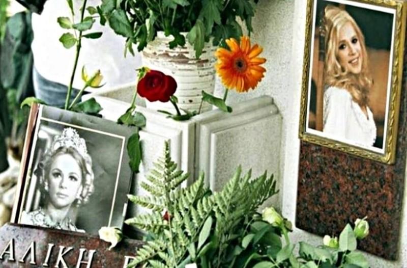 Αλίκη Βουγιουκλάκη: Το άγνωστο δεύτερο παιδί και η κρυφή γέννα της! - Το μυστικό που πήρε στον τάφο της!