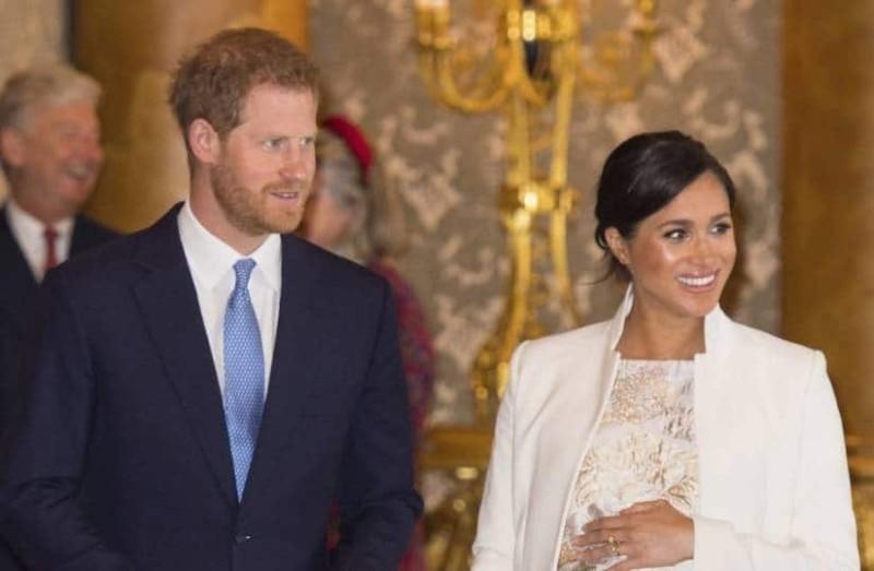 Χαρμόσυνα μαντάτα στο παλάτι: Γέννησε επιτέλους η Μέγκαν!
