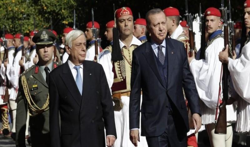 Αυστηρό μήνυμα Παυλόπουλου προς Τουρκία