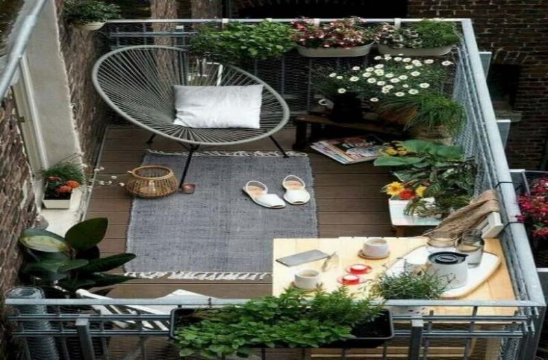 Ποιοι είναι οι τρόποι για να έχετε πάντα καθαρό μπαλκόνι;
