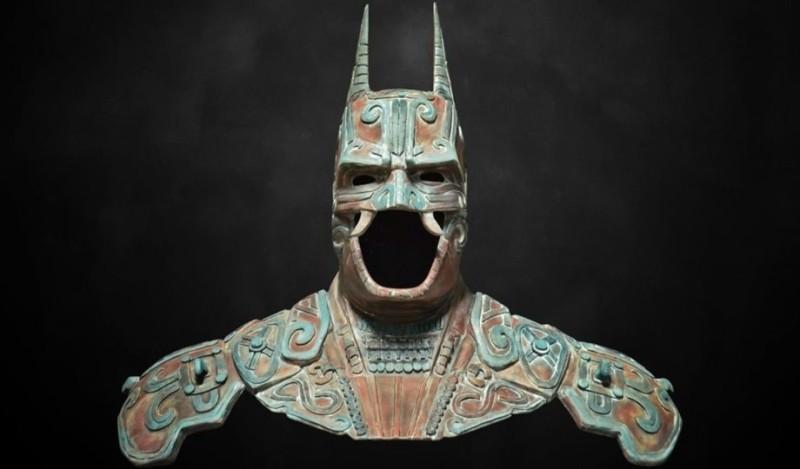 Απίστευτο κι όμως αληθινό: Οι Μάγια λάτρευαν τον...Μπάτμαν!