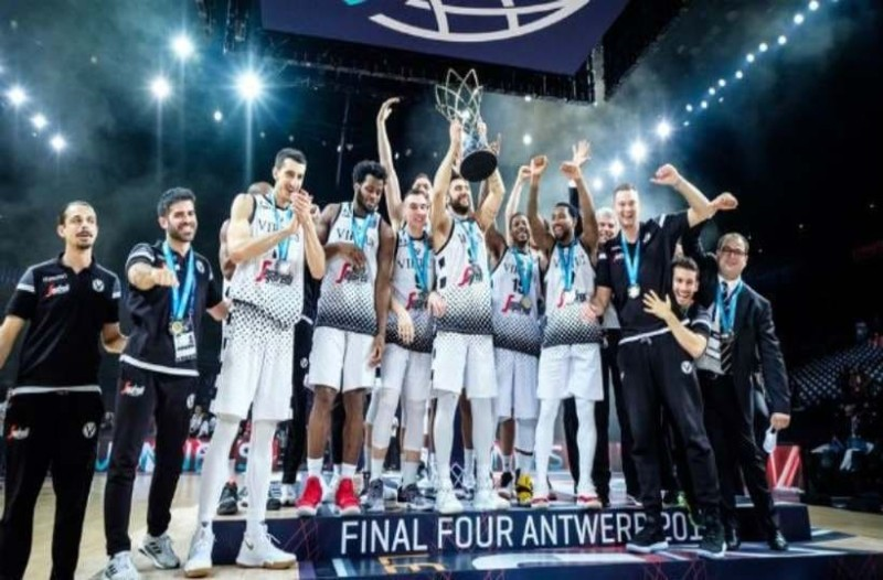Basketball Champions League: Στην κορυφή της Ευρώπης η Μπολόνια!