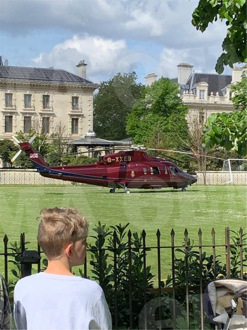 Μεγάλη κινητοποίηση στο παλάτι- Γεννά η Μέγκαν Μαρκλ;