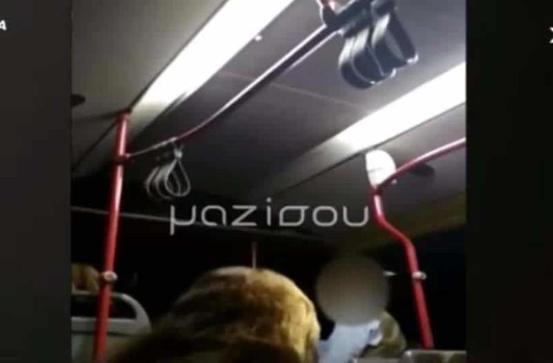 Τον απόλυτο τρόμο έζησαν σε λεωφορείο στην Ηλεία! Βίντεο - ντοκουμέντο από την ομηρία!