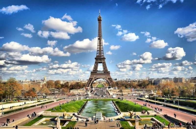 Η φωτογραφία της ημέρας: Καλημέρα σε όλους από το όμορφο Παρίσι!