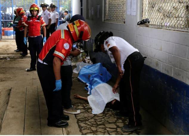 Γουατεμάλα νεκρός
