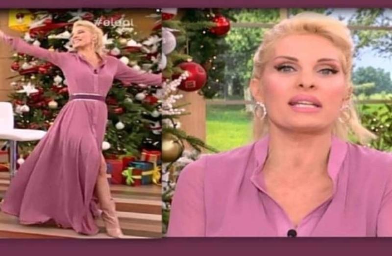 Ελένη Μενεγάκη: «Είμαι 48 χρονών! Είμαι πιο όμορφη από ποτέ γιατί μου αξίζει»
