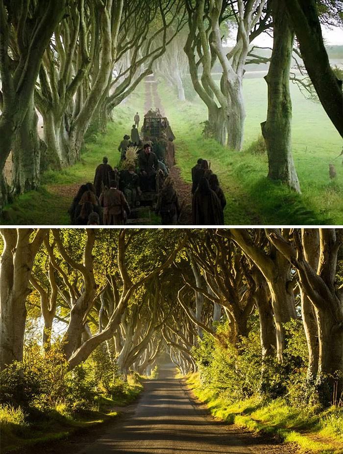 Τα απίθανα τοπία από το Games of thrones