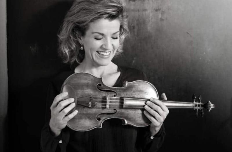 Σήμερα (20/05) στο Μέγαρο μουσικής ένα ρεσιτάλ βιολιού από την κορυφαία Anne-Sophie Mutter!